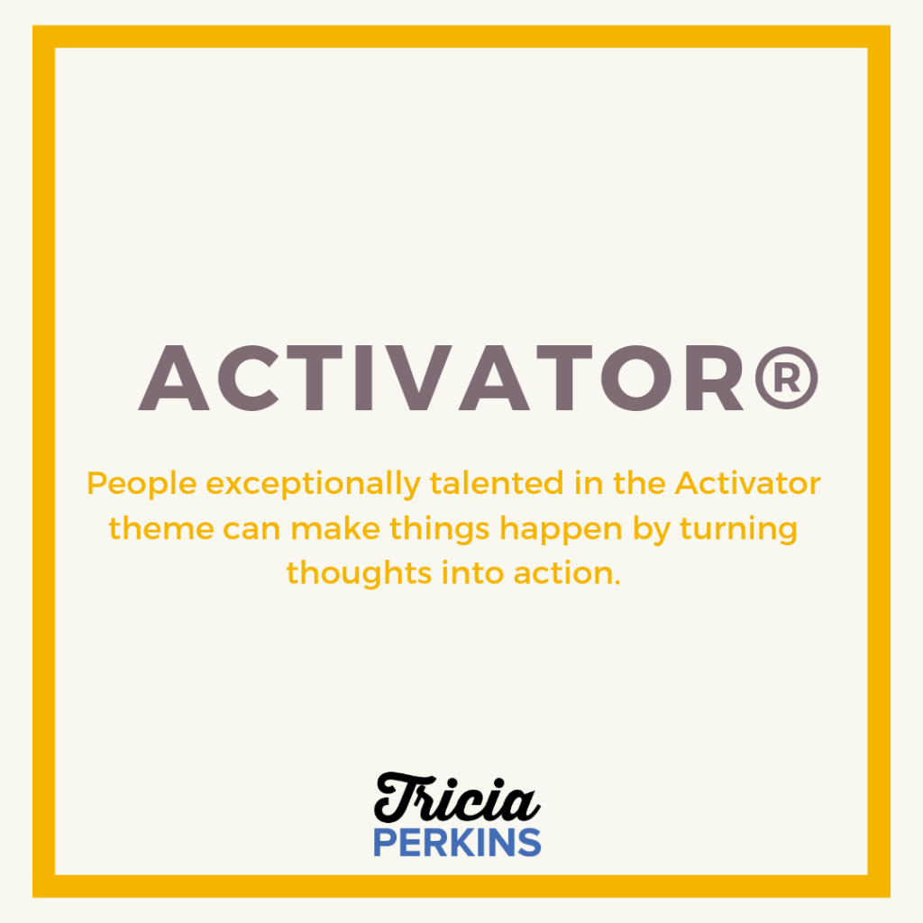 Activator Activator Theme Card