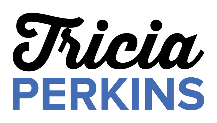 Tricia Perkins Logo Big