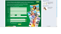 New Year..New FREE Subscription to Fitness Magazine!