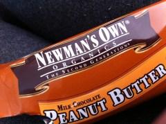 Newman's Own Organics Peanut Butter cups