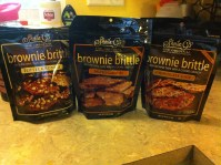 What I'm Loving Right Now; Brownie Brittle (Review & Giveaway)