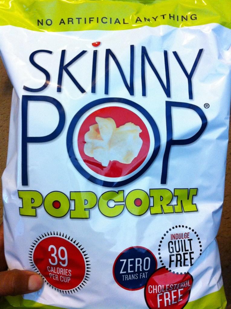 "Get The ""Skinny"" On Skinny Pop Popcorn -Review"