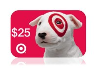 Enter to win a $25 Target Giftcard + GE reveal® light bulbs!