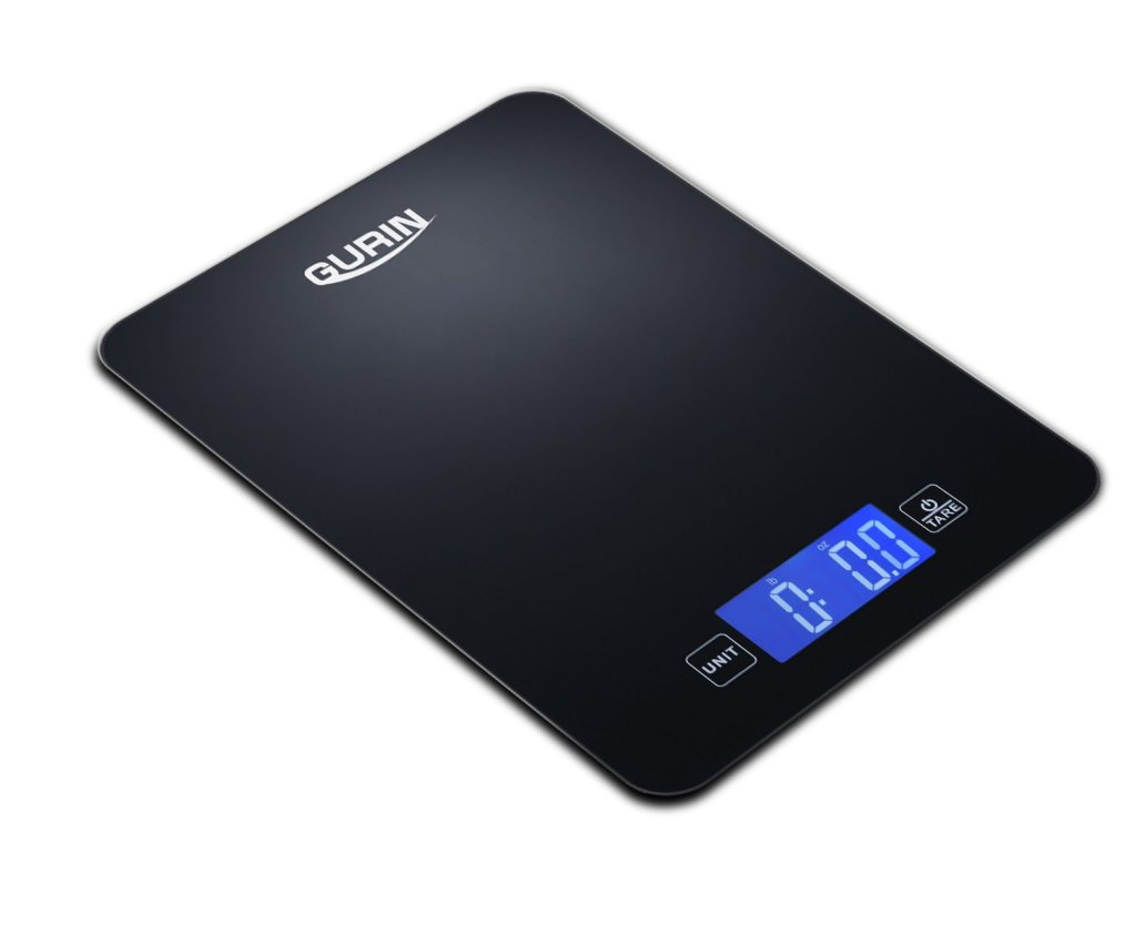 Gurin Touch Professional Digital Kitchen Scale Review