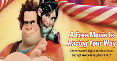 "Free ""Wreck It Ralph"" Movie !"