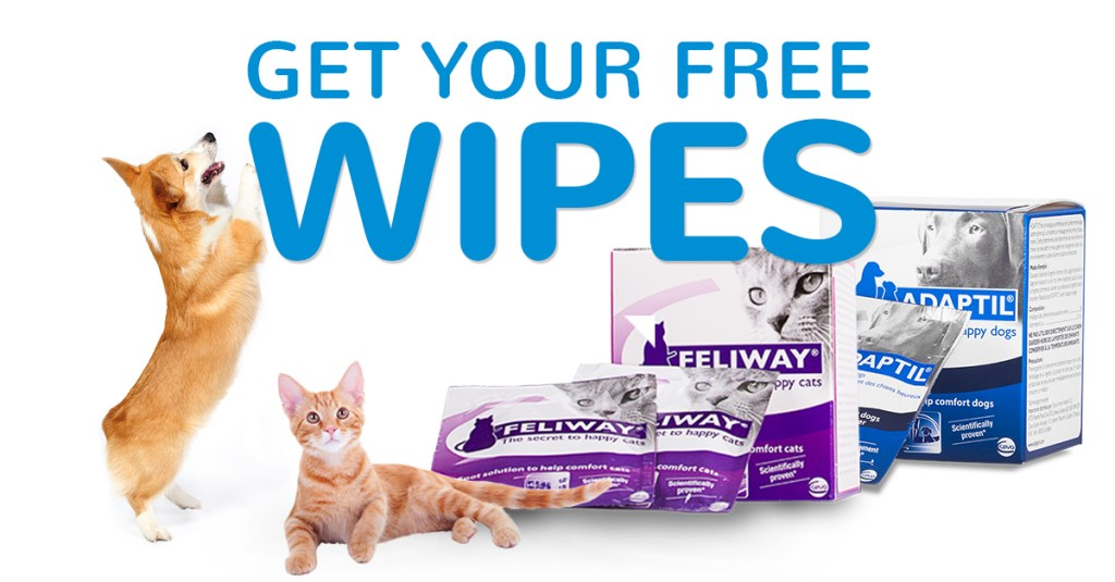 Free Pet Wipes- Hurry To Get Yours !