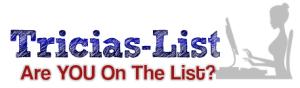 TriciasList logo