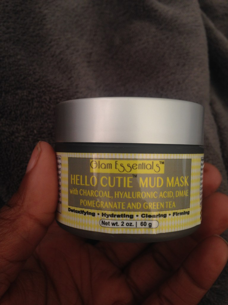 """Hello Cutie"" !! Beauty Report For Hello Cutie Mud Mask + Giveaway"