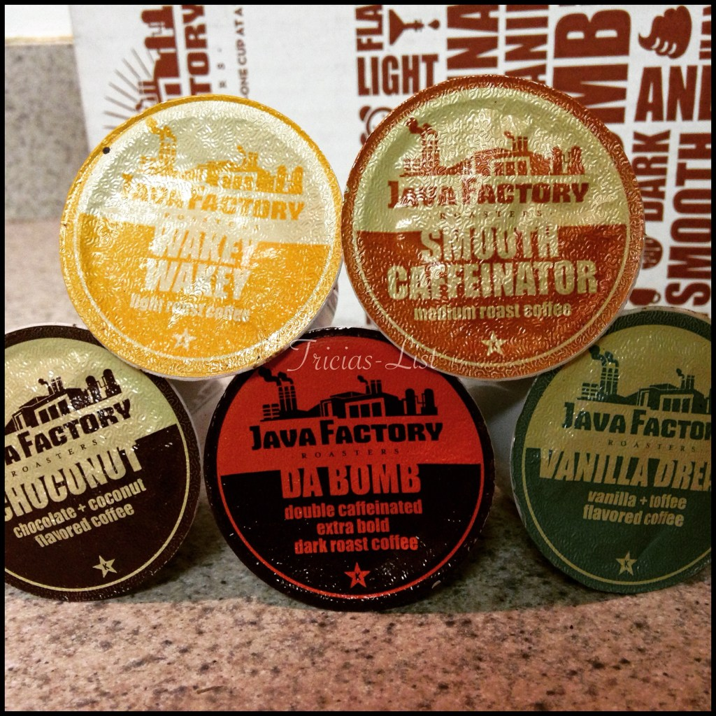 Java Factory Coffee … Great Tasting Coffee At A Great Price ! #Giveaway