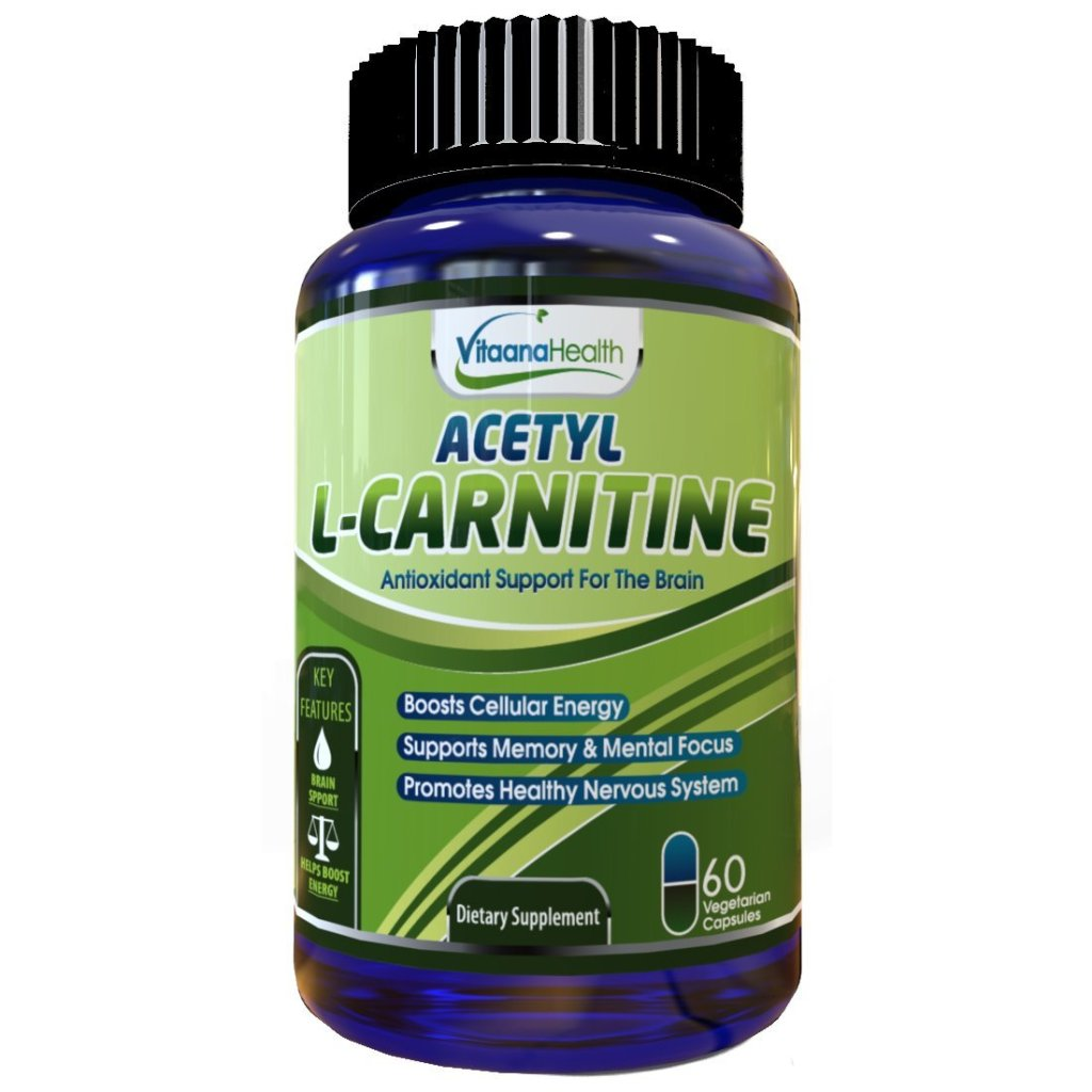 Acetyl L-Carnitine – Give Your Brain A Boost