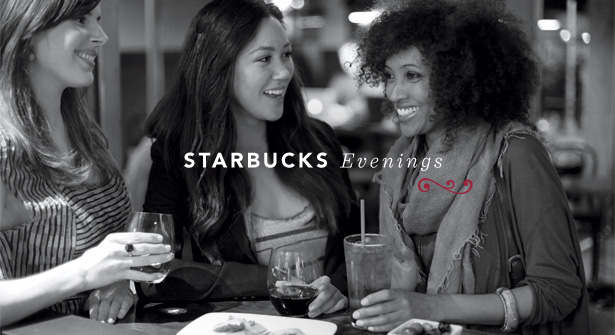 O. Em… Gee Starbucks Evenings (For Grown Ups) !