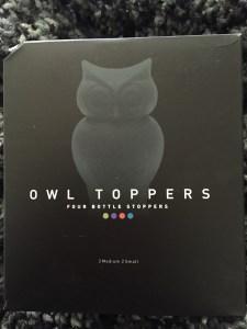 OwlTopper bottle stoppers (1)