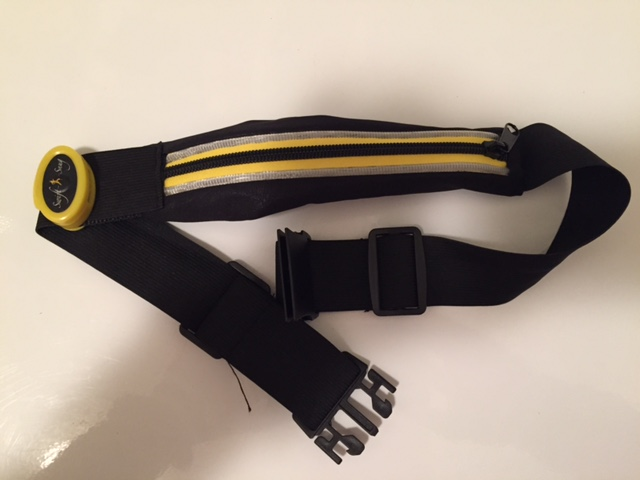 Swift-n-Snug Running Activity Belt with LED – Guest Review