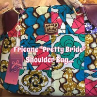 "Fricaine ""Pretty Bride"" Shoulder Bag – Tricia's Pick !"