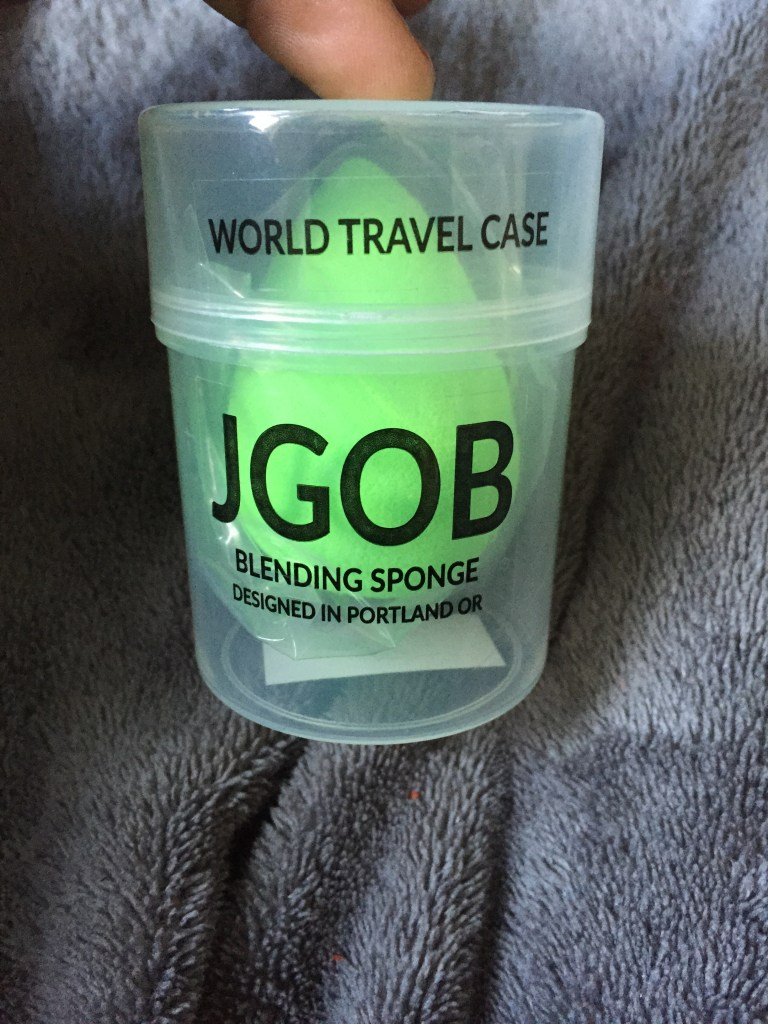 JGOB Makeup Blender Sponge *Review*
