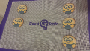 GOOD TASTE SILICON BAKING MATS