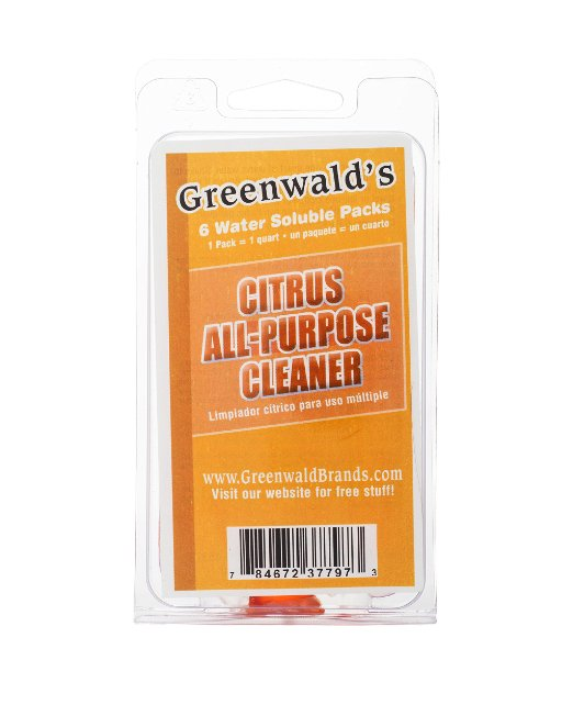 Greenwald's #CitrusCleaner – Guest Review