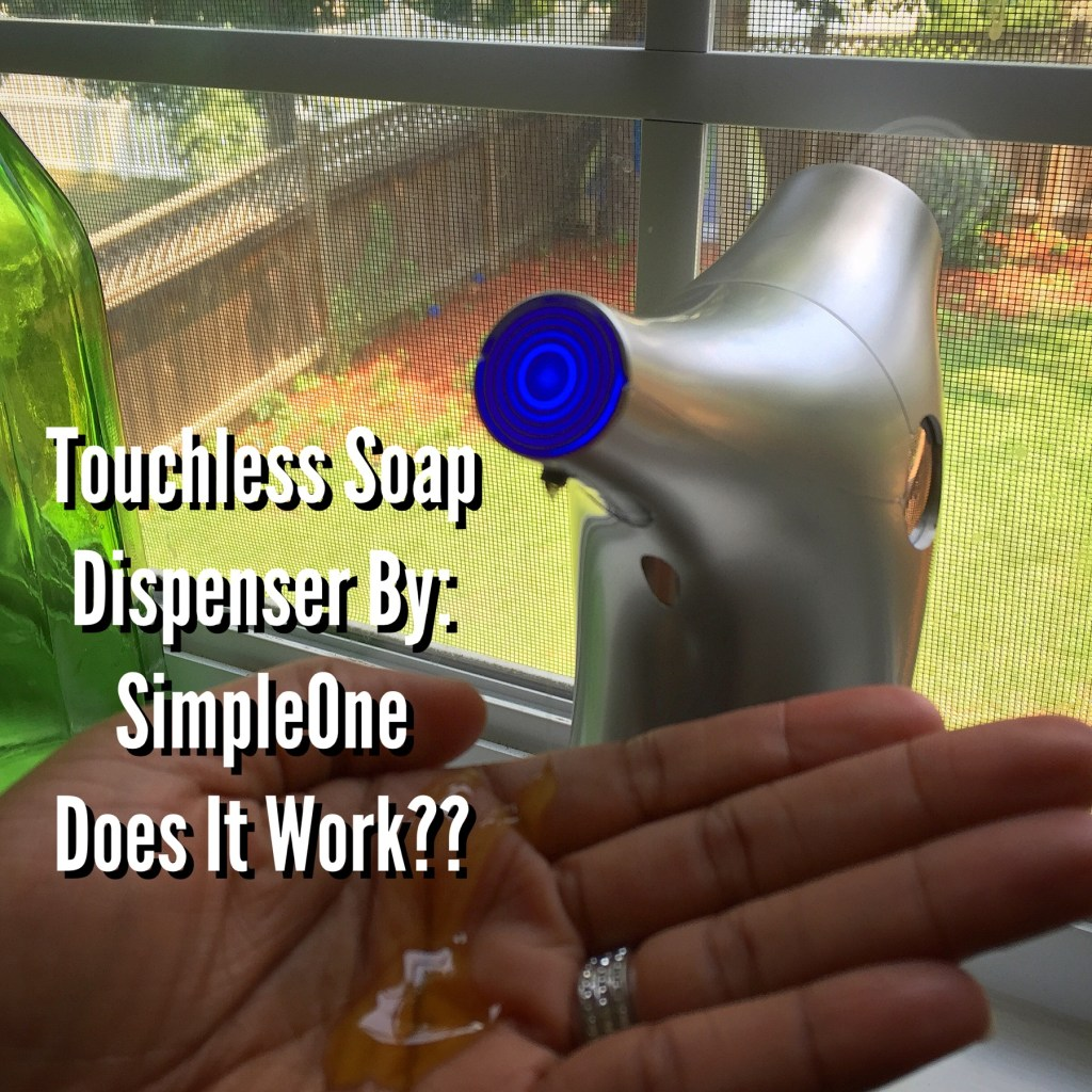 Does It Work? SimpleOne Automatic Soap Dispenser