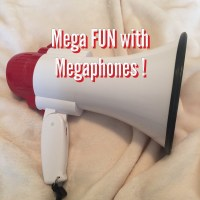 Be Heard With A Megaphone!!
