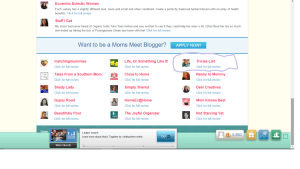 Featured On MomsMeet