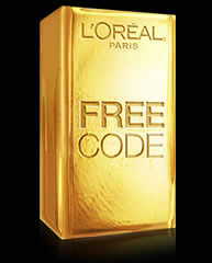 Loreal Gold Rewards !