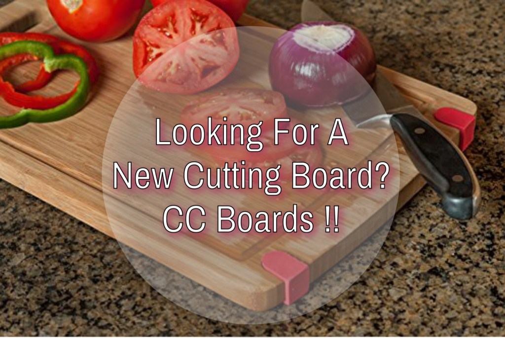 CC Boards – Nonslip Bamboo Cutting Board: Review