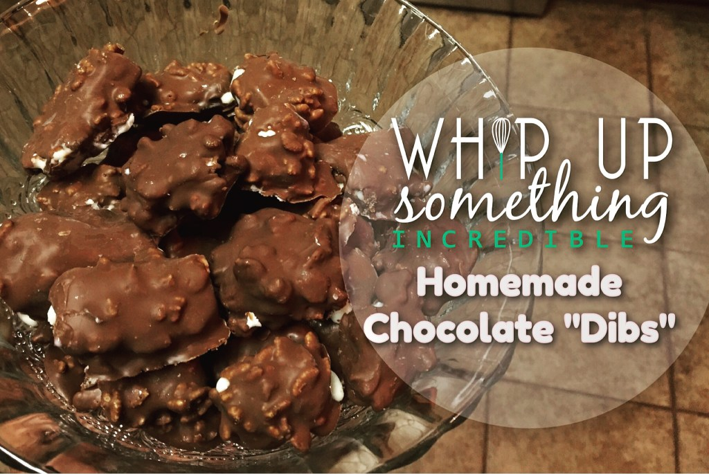 Whip Up Something Incredible: Homemade Chocolate Dibs