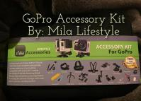 GoPro Accessory Kit By Mila Lifestyle Accessories