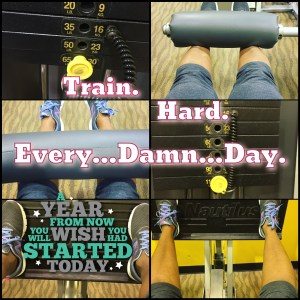 045  gym work out