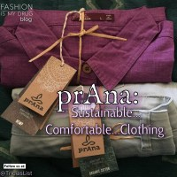 PrAna Sustainable Clothing #Review