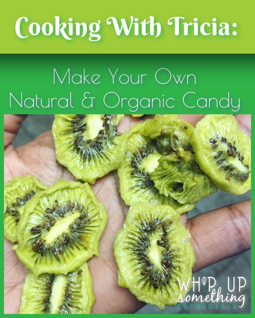 Make Your Own Organic Candy!