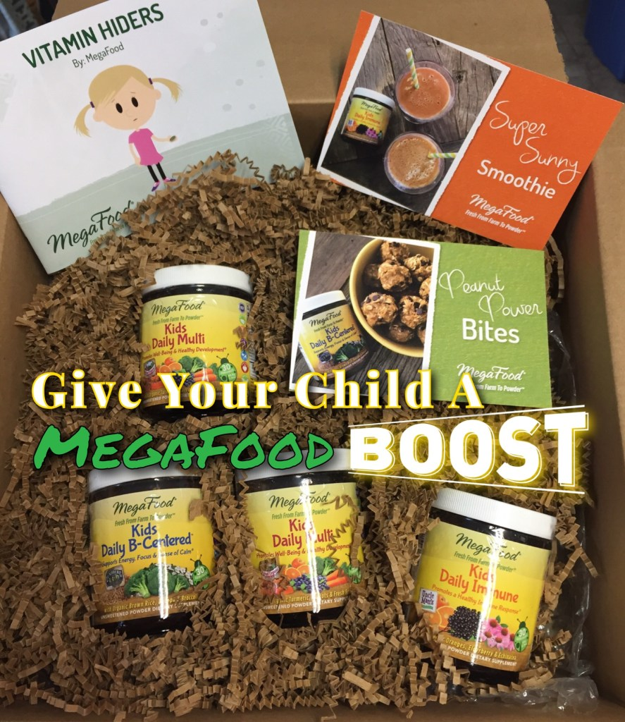 MegaFood Kids – Daily Boosters For Your Child