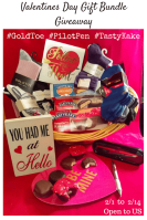 Valentines Day Gift Bundle Giveaway (hosted By Amy & Aron's Real Life Reviews)