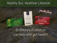 Healthy Gut, Healthy Body! Dr.Ohhira Probiotics Really Help!