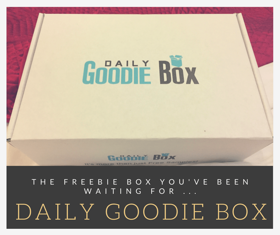 Daily Goodie Box – More Than Just Free Samples!