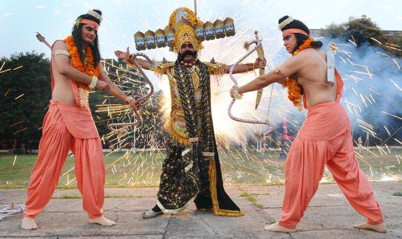 biggest Raavan Panchkula