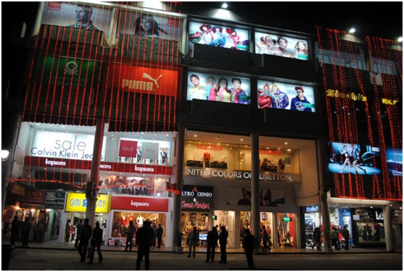 Pocket Friendly shopping places in Chandigarh