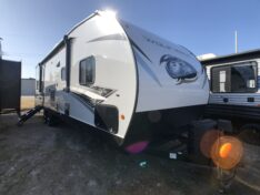 rear patio travel trailer 5thwheel