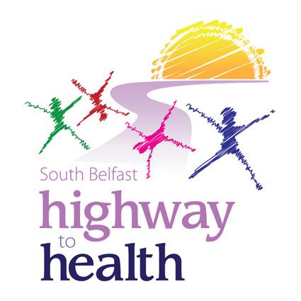 logo creation for Voluntary Health Scheme, South Belfast, Belfast City Council
