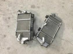 Radiator Bracing
