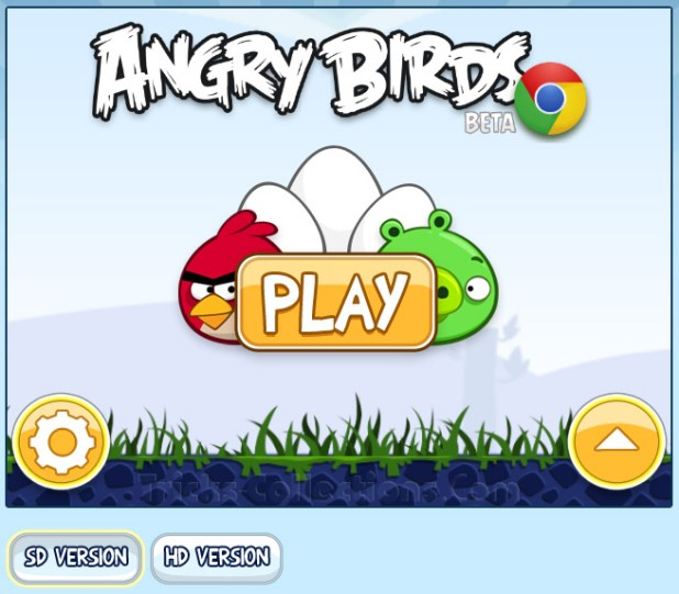Play Angry Birds Car Game Online