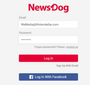How to register on Newsdog and earn money