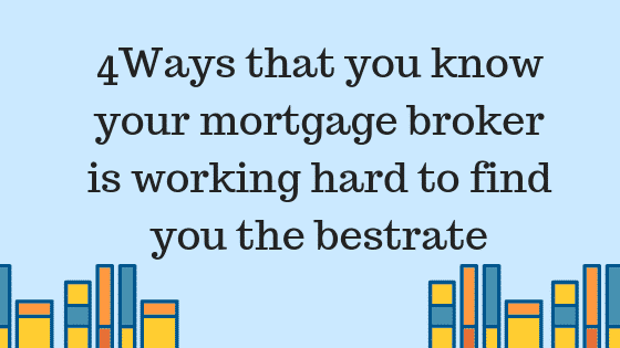 4Ways that you know your mortgage broker is working hard ...