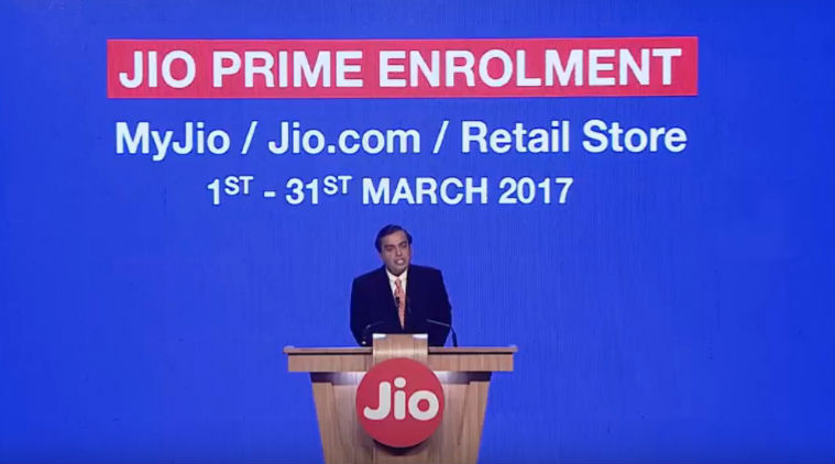 Reliance Jio Prime membership launched for Rs 99 a year