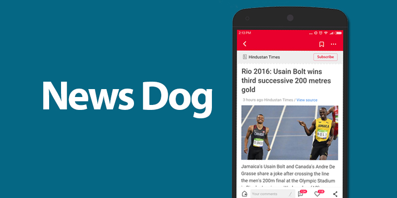 NewsDog App Loot : Signup to Get Rs.50 + Refer & Earn Rs.10 Paytm Cash
