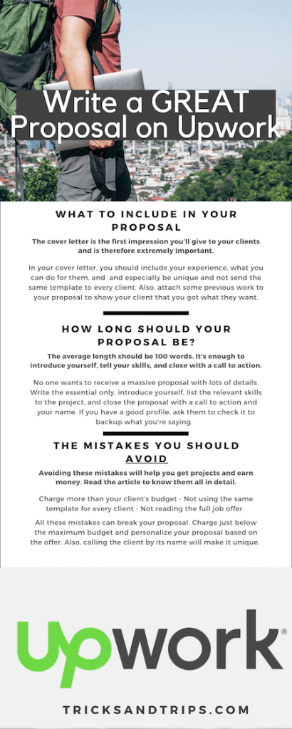 Create a simple 3 page informational website (wordpress & element…. How To Write A Proposal On Upwork To Make Money Fast Tricks And Trips