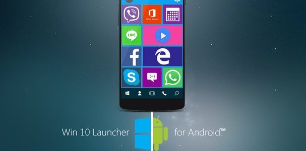 best windows 10 launcher for android 2018
