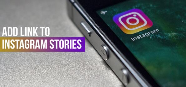 add a link to your Instagram Story