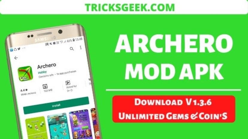 Archero Mod Apk 2020