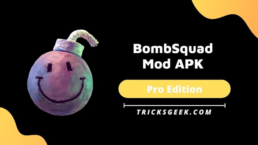 BombSquad Mod Apk Unlimited Healths